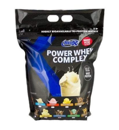 Biox Power Whey Complex 4.5 kg