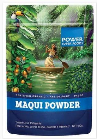 Power Super Foods Maqui Powder