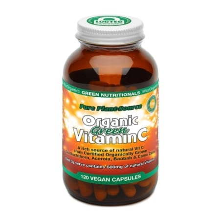 Green Nutritionals Green Vitamin C