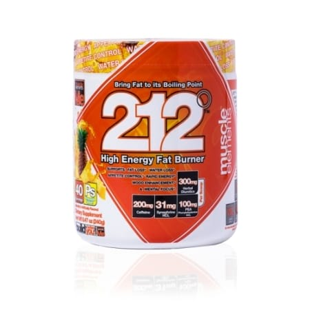 Muscle Elements 212 High Energy Fat burner&Diuretic