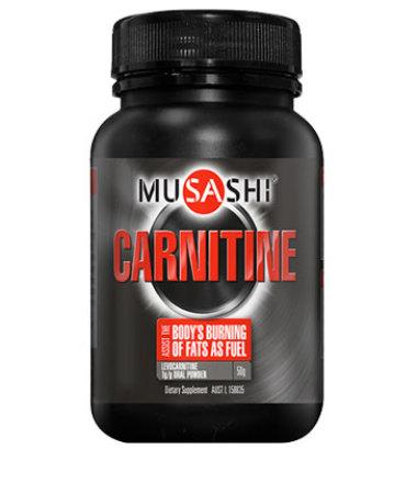 Musashi L-Carnitine