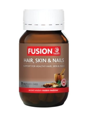 Fusion Health Hair Skin and Nails