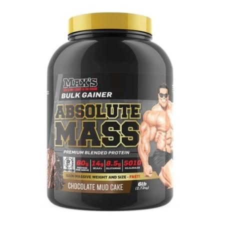 Max`s Absolute Mass