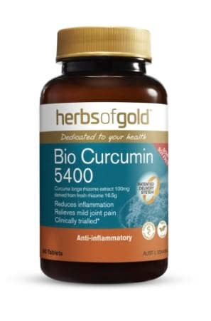 Herbs of Gold Bio Curcumin 4800 Plus