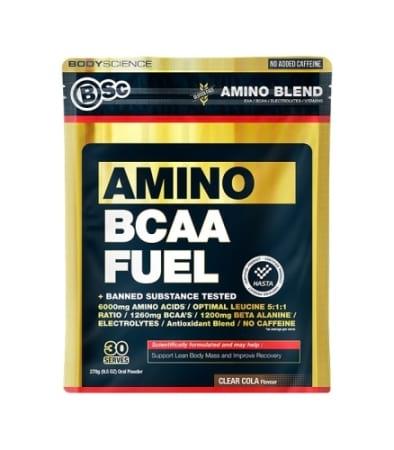 BSc Body Science Essential Amino BCAA Fuel