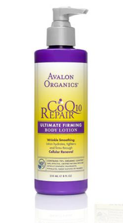 Avalon Organics CoQ10 Ultimate Firming Body Lotion