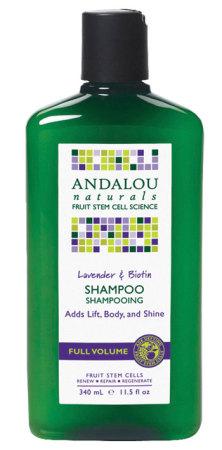 Andalou Naturals Full Volume Shampoo