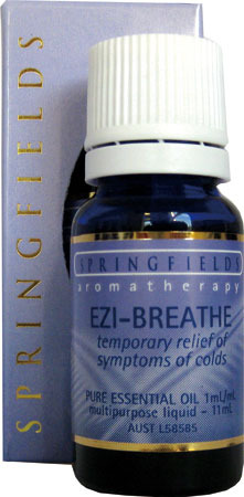 Ezi-Breathe Springfields Essential Oil Blend