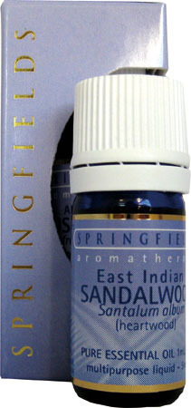 Sandalwood (East Indian) Springfields Essential Oil