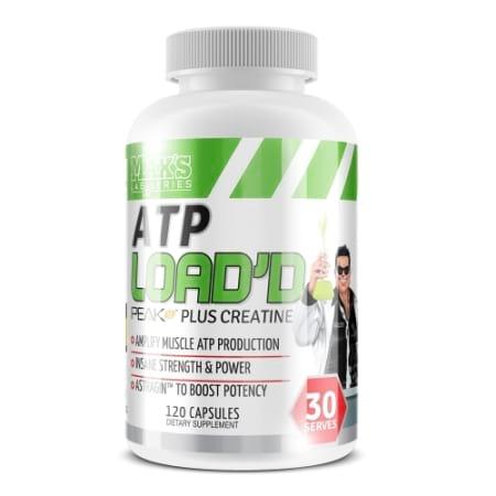 Maxs Lab Series ATP LOAD`D