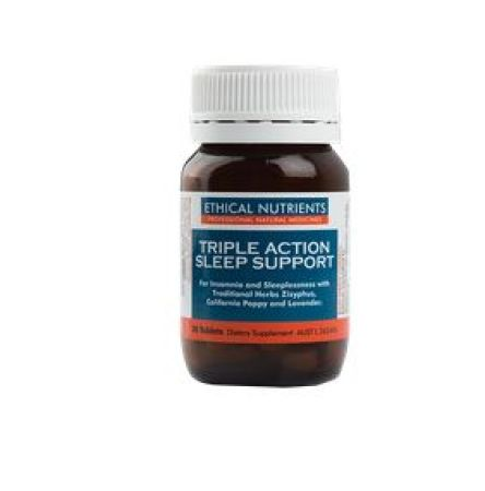 Ethical Nutrients Triple Action Sleep Support