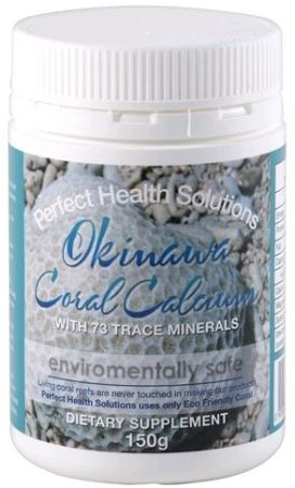 Perfect health Solutions Okinawa Coral Calcium