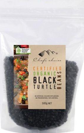 Chefs Choice Organic Black Turtle Beans