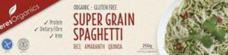 Ceres Organics Super Grain Spaghetti