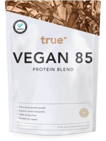 True Vegan 85 Protein Blend