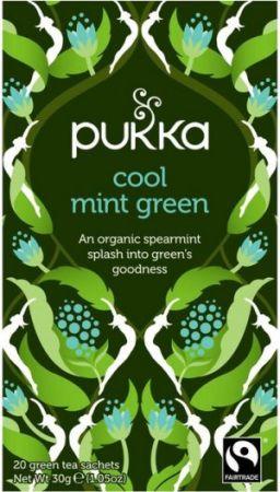 Pukka Cool Mint Green Tea