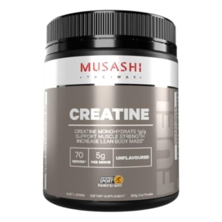 Musashi Creatine 350g