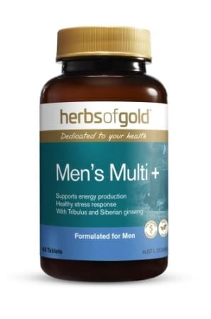 Herbs of Gold Men`s Multi