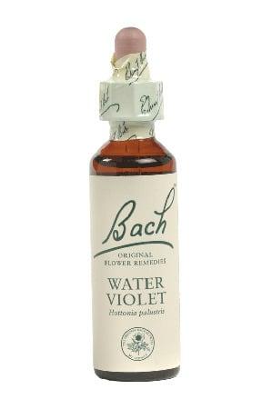 Water Violet - Bach Flower Remedies