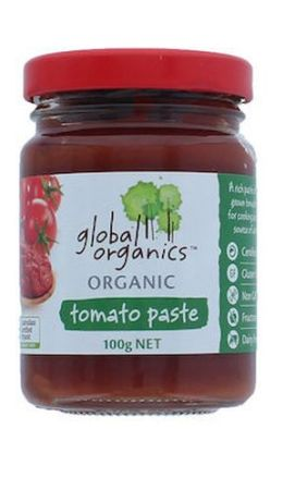 Global Organics Tomato Paste