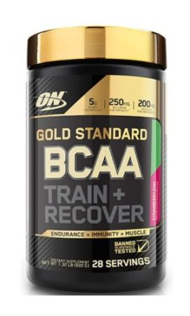 ON Gold Standard BCAA Train and Recover