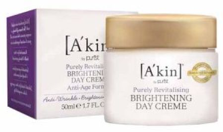 Akin Purely Revitalising Brightening Day Creme