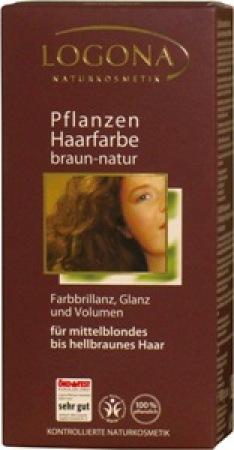Logona Herbal Hair Colour Natural Brown
