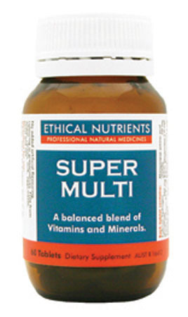 Ethical Nutrients Super Multi