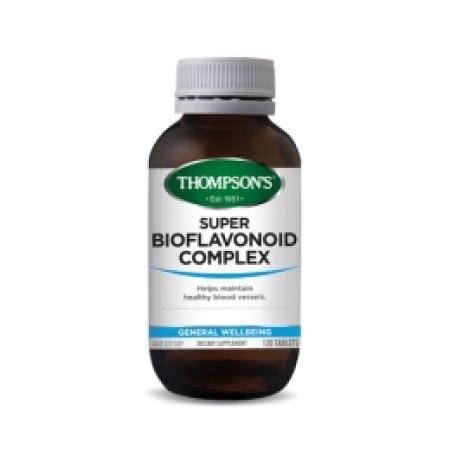 Thompson`s Super Bioflavonoid Complex