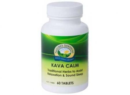 Natures Sunshine Kava Calm