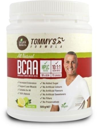 Health Addicts Tommy`s BCAA 500g