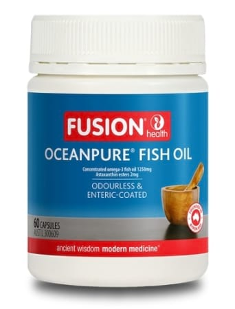 Fusion Health Ocean Pure Fish Oil