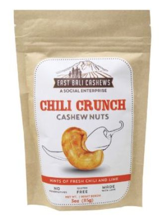 East Bali Cashews Chilli Crunch