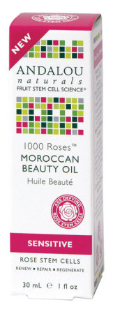 Andalou Naturals 1000 Roses Moroccan Beauty Oil