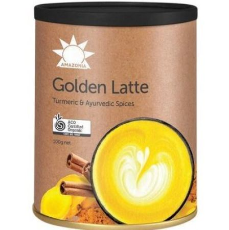 Amazonia Golden Latte