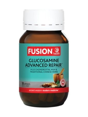Fusion Health Glucosamine Advanced Repair Capsules