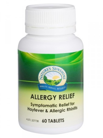 Nature`s Sunshine Allergy Relief
