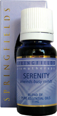 Serenity Springfields Essential Oil Blend