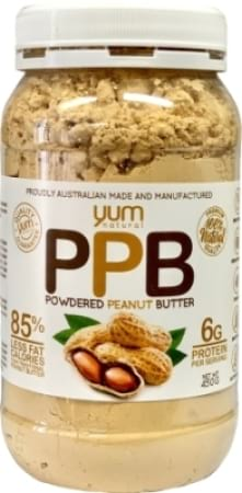 Yum Natural PPB Powdered Peanut Butter