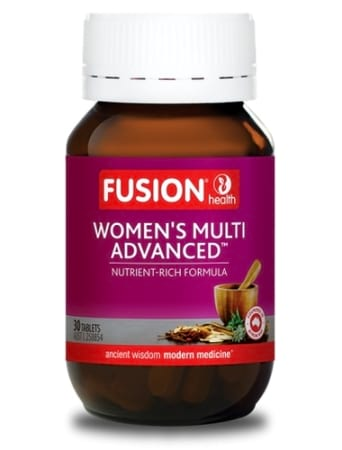 Fusion Womens Multi Advanced