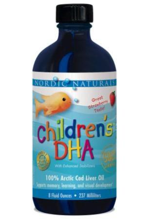 Nordic Naturals Childrens DHA Liquid