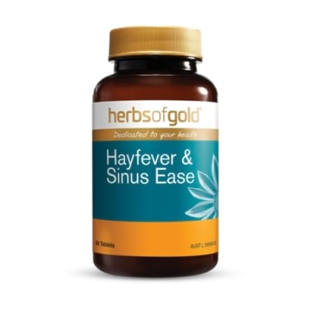 Herbs of Gold Hayfever & sinus congestion
