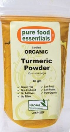 Pure Food Essentials Turmeric Powder