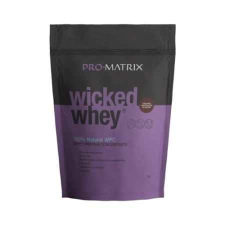 Pro-Matrix Wicked Whey WPC