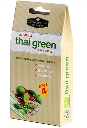 West Country Thai Green Curry Paste