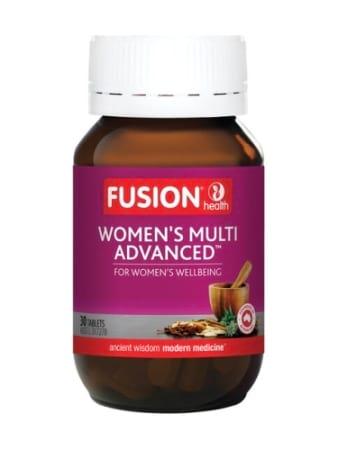 Fusion Womens Multi Advanced