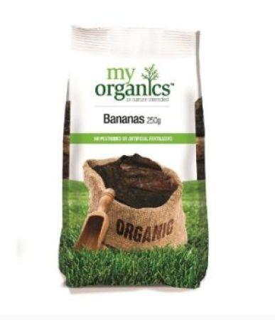 My Organics Bananas
