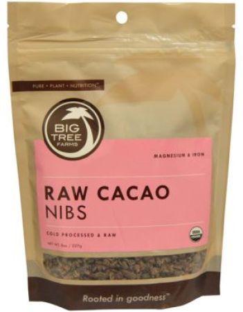 Big Tree Raw Cacao Nibs