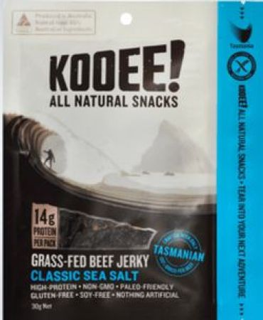 Kooee All Natural Snacks Classic Sea Salt