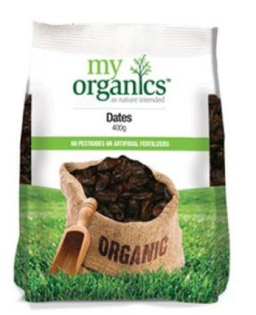 My Organics Dates
